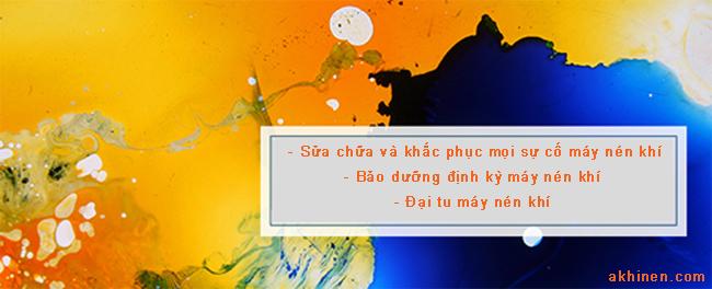 công ty sửa chữa máy nén khí tại Hà Nội