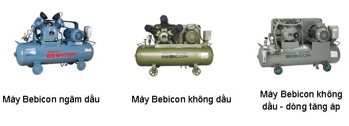 Các loại máy nén khí Hitachi Bebicon