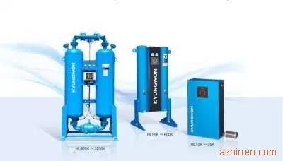 Sử dụng Hạt hút ẩm Activated Alumina cho hệ thống máy nén khí