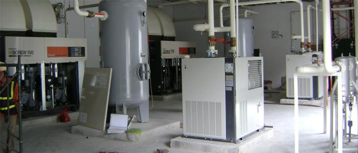 Cung cấp và lắp đặt máy Hitachi 150kW